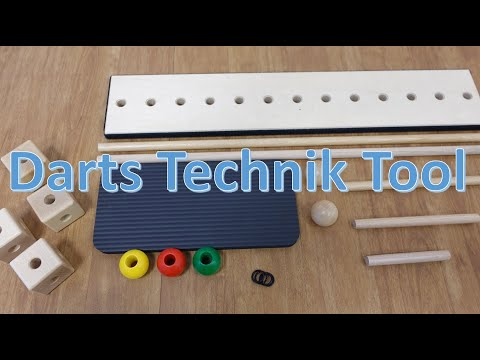 Video: Pedalo Dart-Technik-Tool