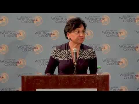 Secretary of Commerce Penny Pritzker: US - Latin American Business Growth