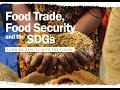 Food Trade, Food Security and the SDGs: UNRISD Seminar