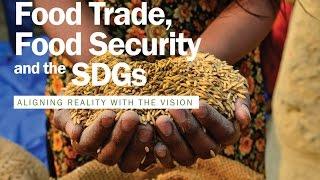 Food Trade, Food Security and the SDGs: UNRISD Seminar
