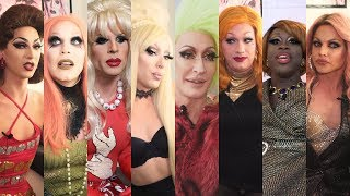 RuPaul's Drag Queens on their scariest moment ever!