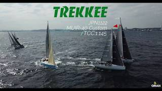 1122TREKKEE~第21回横浜ベイサイドマリーナオープンヨットレースにて thumbnail