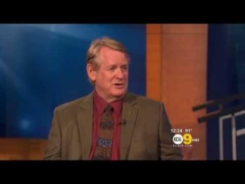 Bill Farmer on KCAL 9 News