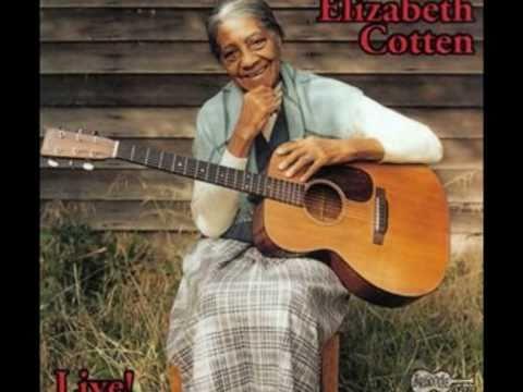 ELIZABETH COTTEN (GUITAR) - BRENDA EVANS (SINGING) SHAKE SUGAREE - 45RPMDISCS