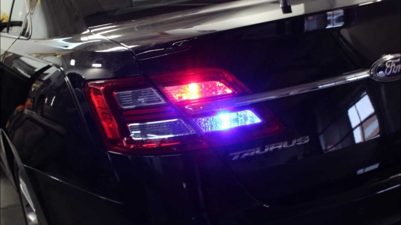 2013 Ford Taurus Undercover Emergency Vehicle Youtube