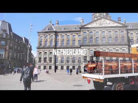 INTERNATIONAL ACADEMIC WORLD HERITAGE & TOURISM BUSINESS EXCHANGE | EUROPE PROGRAM 2016