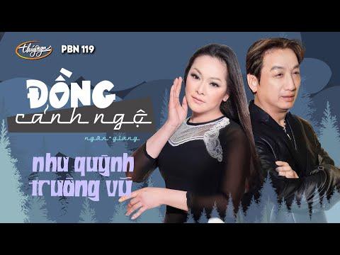 Như Quỳnh & Trường Vũ - Đồng Cảnh Ngộ (Ngân Giang) PBN 119