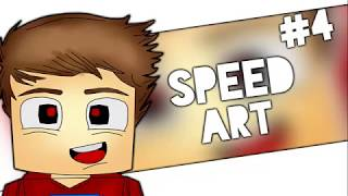 Minecraft Dibujo Speedart -Shadow [4]