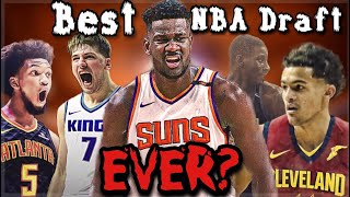 The GREATEST Draft EVER? | OFFICIAL 2018 NBA Mock Draft