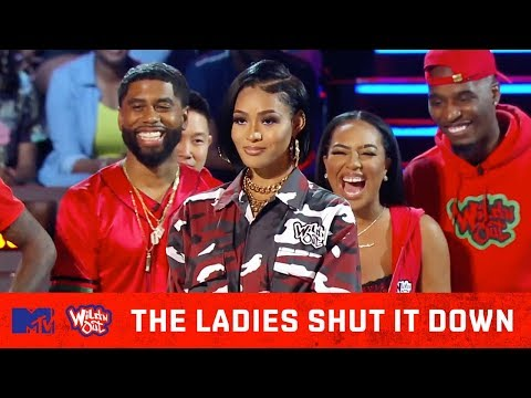 16 Times the Ladies Put the Fellas To Shame 💥💃 Wild 'N Out