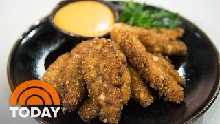5-Ingredient Recipes: Rice Krispie-Coated Chicken Tenders, Cheesy Potatoes | TODAY