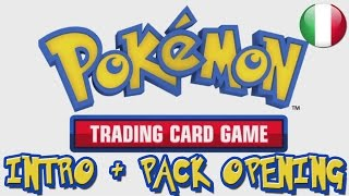 #1 GCC Pokémon - Intro + Pack Opening | Ita