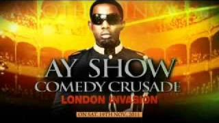 Ay Live Concert - AY Show Comedy Crusade, London Invasion