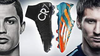 Ronaldo VS Messi - Boot Battle: Nike Superfly CR7 vs. adidas F50 Adizero Test & Review
