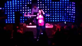 willie valentin & synthia figueroa @ maximum capacity jan 27 2012 part 1