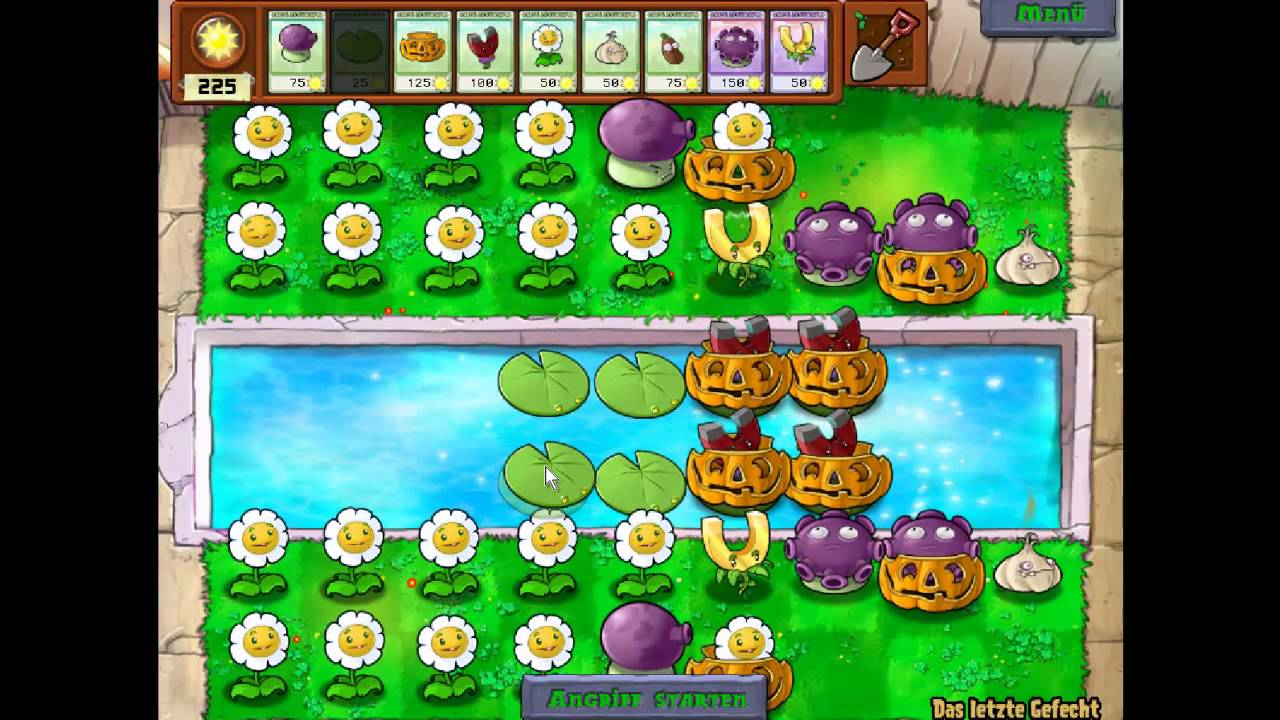 Plants vs Zombies  Schnell Geld verdienen part 1 ohne cheats