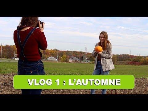 Vlog 1 : Shooting D'automne Et Mes Crêpes Vegan! (les Meilleures)
