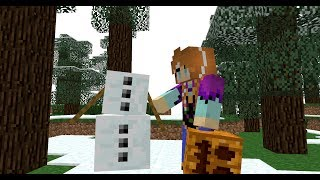 Repeat youtube video Do You Want to Build a Snowman? (Minecraft Animation - Frozen Parody)