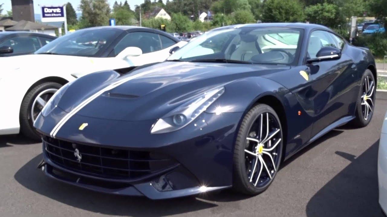 Ferrari F12 Interior >> UNIQUE Taylor made Ferrari F12 + 17 Other F12 & California T in Nurburgring ! - YouTube