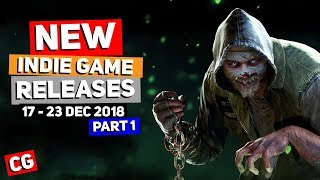 7 Indie Game New Releases: 17-23 Dec 2018-Part 1 (Upcoming Indie Games)
