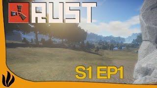 [FR] Rust - S1 Ep1 - Le début de l
