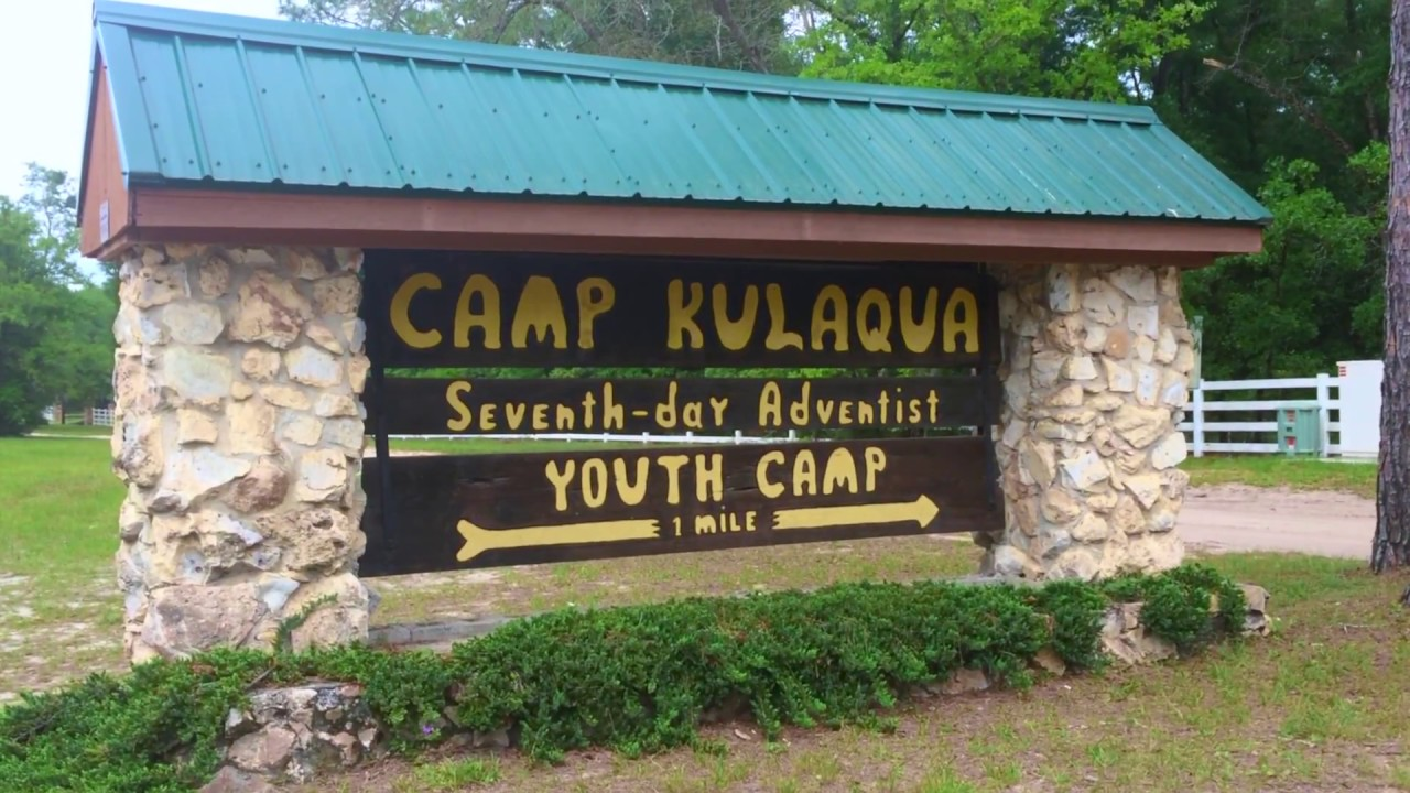 Camp Kulaqua Sign