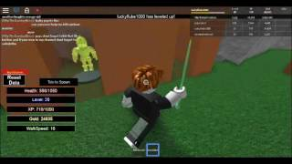 ROBLOX knights revenge! ep:1 :fight for our kingdom! and kill the BEASTS!