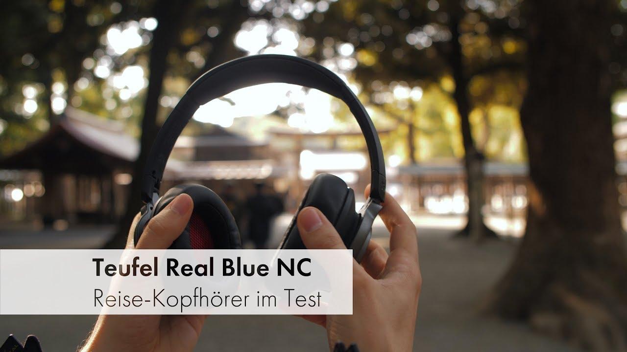 teufel real blue nc over ear kopfh rer mit active noise cancelling im test deutsch youtube. Black Bedroom Furniture Sets. Home Design Ideas