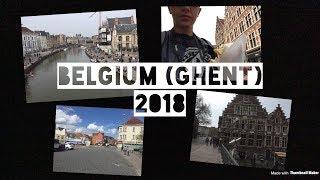 Belgium (Ghent) 2018 - LifeOfAris