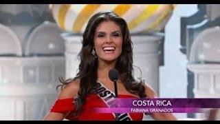 Miss Costa Rica 2013 Preliminar Miss Universo 2013