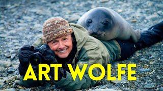 ART WOLFE   Fotografo de Naturaleza y Fauna de corazón