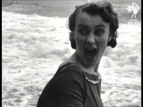195bd23398 Bathing Suits Old And New (1948) - YouTube