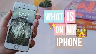 What is on my iPhone 6 | UPDATE | Denny Canton
