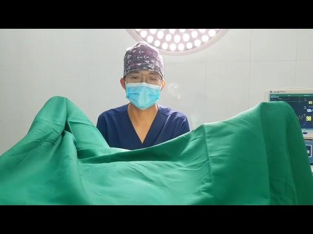Drtien.com- Phẫu thuật điều trị són tiểu và tạo hình âm đạo tại Hải Phòng