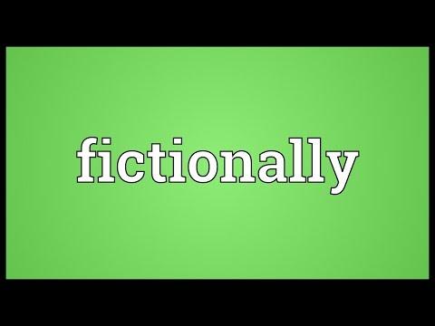 Header of fictionally