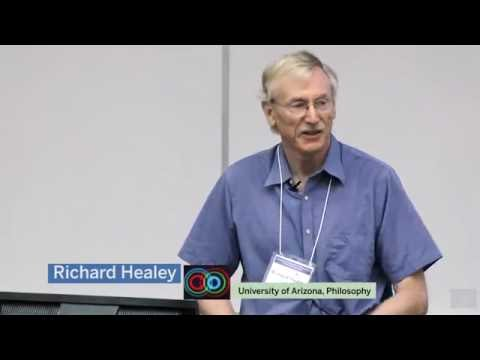 Richard Healey: Correlations, probabilities and quantum states