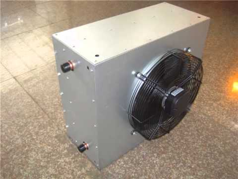 Water to Air Heat Exchanger Outdoor Wood Furnace