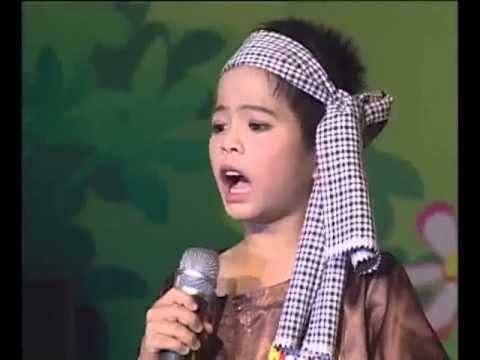 Quang Anh The Voice Kids - Lý kéo chài 2011