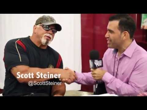 Scott Steiner wanted to feud with The Rock; has message for Rock critics