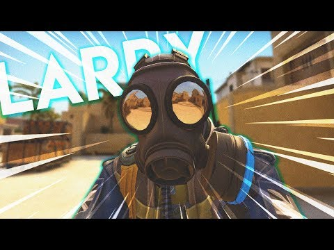 Legendary Larry: The Flick God Of CS:GO - Skyes