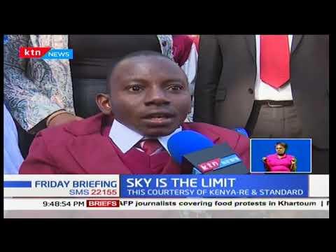 A ray of hope for 17-year-old disabled Nicodemus Kilunda joining Lenana School
