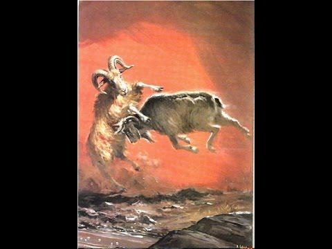 Les prophéties du livre de Daniel Chapitre 08 verset par verset - Partie 1