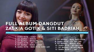 Cover images FULL ALBUM DANGDUT ZASKIA GOTIK & SITI BADRIAH