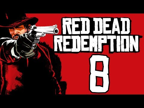Red Dead Redemption: The Redux playthrough pt8 - John's Backstory/Cattle Rustin'
