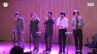 [SBS]두시탈출컬투쇼,공허해,위너 라이브