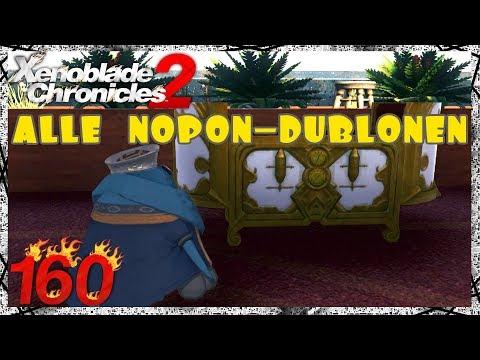 Fundorte aller 11 Nopon-Dublonen - Katschiiing!💥Xenoblade Chronicles 2 #160