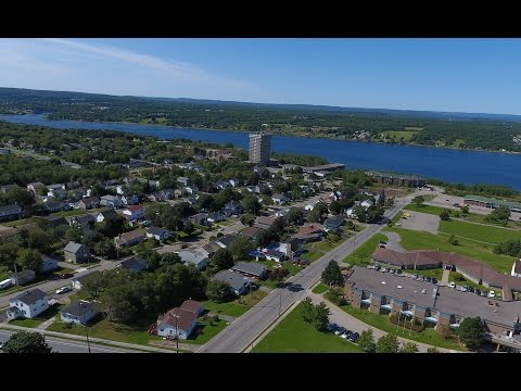 Cape Breton from Above by Dji Phantom 4 . Nova Scotia Canada