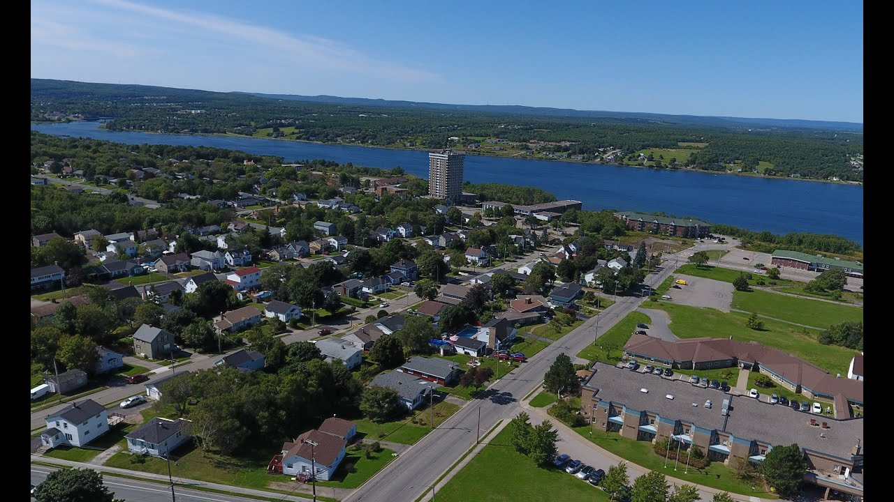 Dji Phantom 4 >> Cape Breton from Above by Dji Phantom 4 . Nova Scotia Canada - YouTube