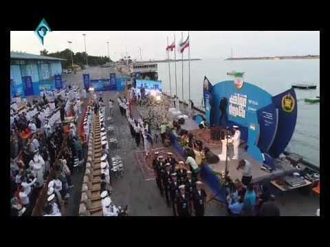 Iran Army Games 2018, Diving Competition Report, Imam Khomeini Naval University غواصان بازي ارتشها