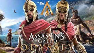 Assassin's Creed Odyssey: GAMEPLAY ITA! WOW! Assassin's Creed Odyssey Gameplay Walkthrough E3 ITA